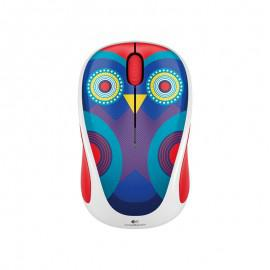 Мишка Logitech Wireless mouse m238 Play Collection - Ophelia Owl