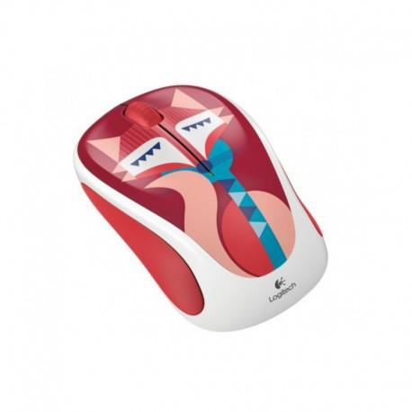 Мишка Logitech Wireless mouse M238 Play Collection - Fox