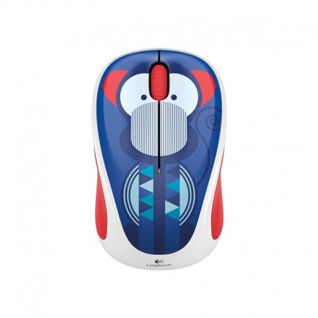 Мишка Logitech Wireless mouse M238 Play Collection - Monkey