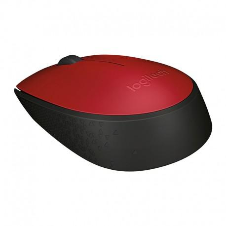 Мишка Logitech Wireless mouse M171 - Red
