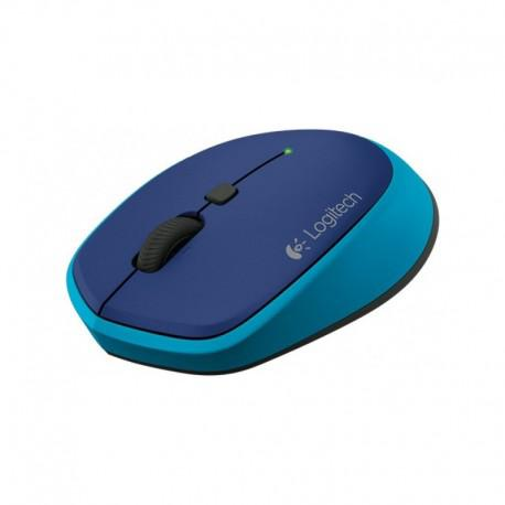 Мишка Logitech Wireless mouse M335 - Blue