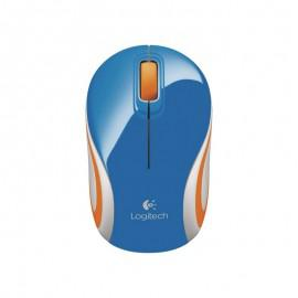 Мишка Logitech Wireless Mini mouse M187 Blue