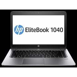 HP EliteBook 1040,  i7-5600U 14 LED FHD AG, 4GB 1600MHz DDR3L, 256GB M2 SATA-3 TLC SSD, FreeDOS
