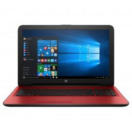 HP Notebook 15-AY032NX Red