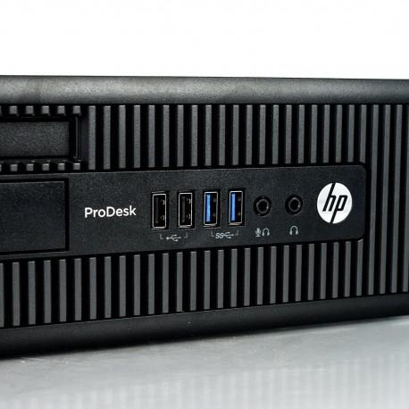 HP PRODESK 400 G1 SFF /INTEL CORE i3-4160/4GB DDR3/1TB HDD - 4