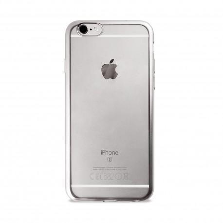 Комплект PURO METAL DUO за iPhone 6S и 6, Сребрист - 2