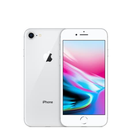 Apple iPhone 8 64GB Silver OPEN BOX - 1