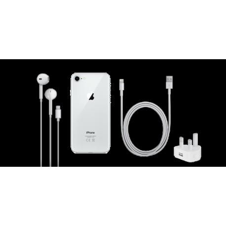 Apple iPhone 8 64GB Silver OPEN BOX - 2
