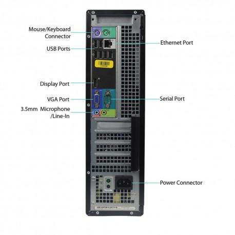 Комбо пакет 3: Компютър, монитор, мишка и слушалки - 3