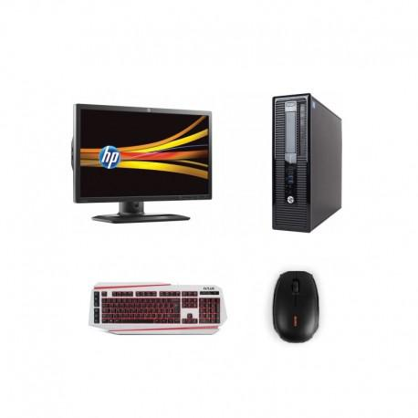 Комбо пакет : Компютър, монитор, мишка и клавиатура