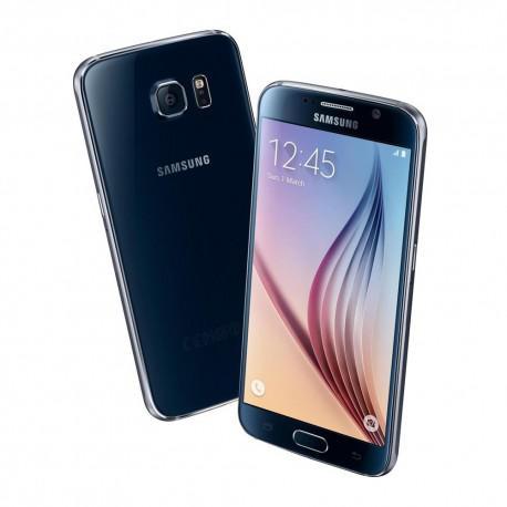 Samsung Galaxy S6 (SM-G920F) 32GB Black Sapphire - 4