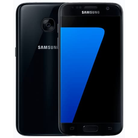 Samsung Galaxy S7 (G930F) 32GB Black Употребяван - 2