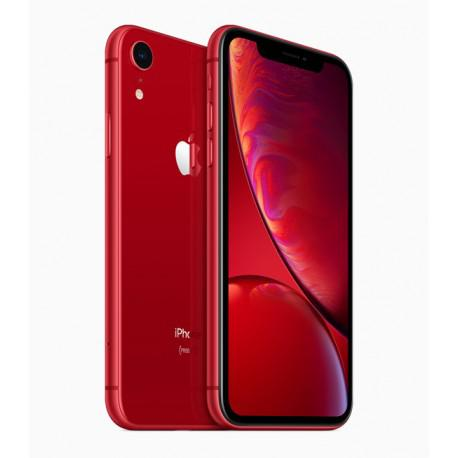 Apple iPhone XR 64GB Red - 4