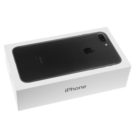 Apple iPhone 7 Plus 32GB Matt Black OPEN BOX