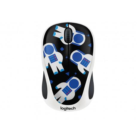 Мишка Logitech Wireless mouse M238 Play Collection - Spaceman