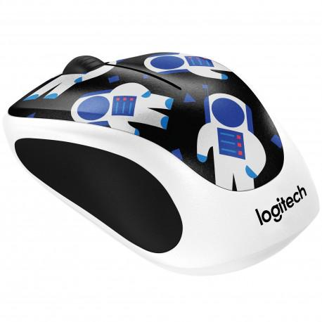 Мишка Logitech Wireless mouse M238 Play Collection - Spaceman - 2