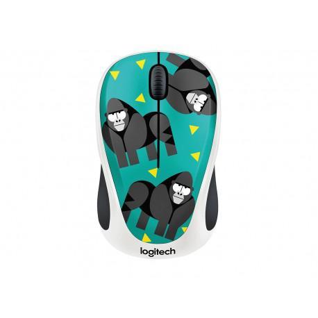 Мишка Logitech Wireless mouse M238 Play Collection - Gorilla