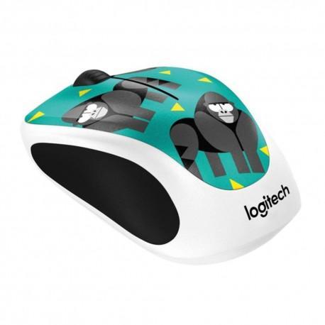 Мишка Logitech Wireless mouse M238 Play Collection - Gorilla - 2
