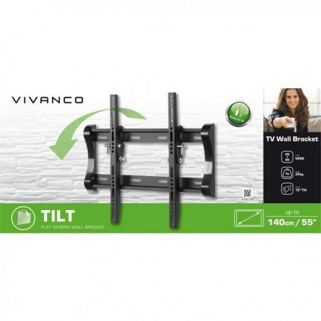 Стойка за телевизор с наклон Vivanco 37974 до 55