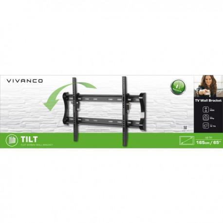 Стойка за телевизор с наклон Vivanco 37975 до 65