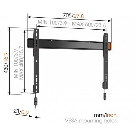 Стойка за телевизор Vogel's W50080 до 80