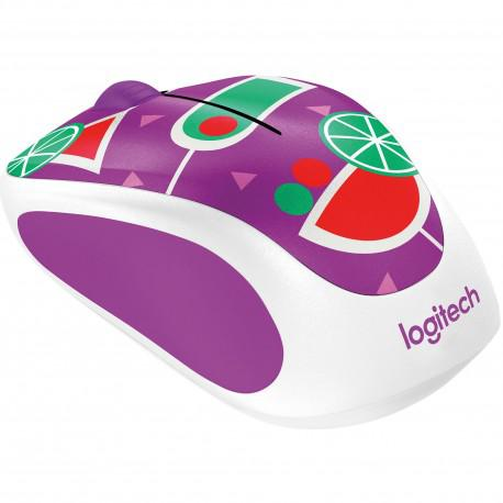 Мишка Logitech Wireless mouse M238 Play Collection - Cocktail - 2