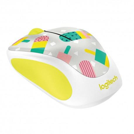 Мишка Logitech Wireless mouse M238 Play Collection - Popsicles - 2