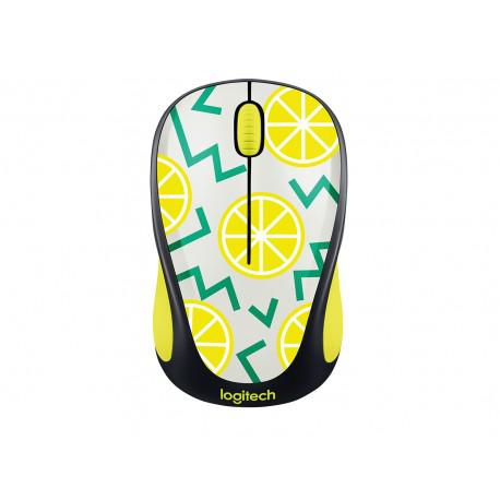 Мишка Logitech Wireless mouse M238 Play Collection - Lemon