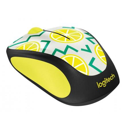 Мишка Logitech Wireless mouse M238 Play Collection - Lemon - 2