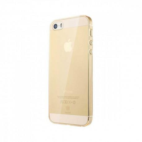 Гръб Baseus за Apple iPhone 5/5s/Se gold - 2