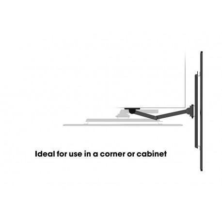 Въртяща се стойка за телевизор с две рамена Vogel`s MA3040 до 55