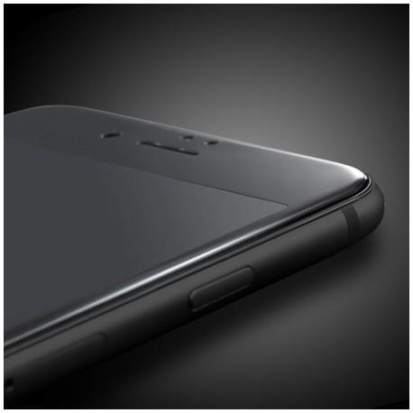 Протектор за екран ROFI от закалено стъкло с черна рамка за Apple iPhone 8 - 2