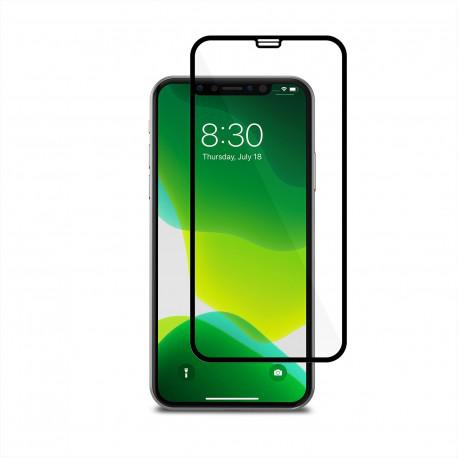 Screen protector with black frame for Apple iPhone 11