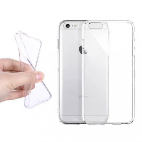 Силиконов гръб за IPhone 6S Plus прозрачен - 2