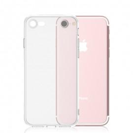Silicone case for IPhone 7 transparent