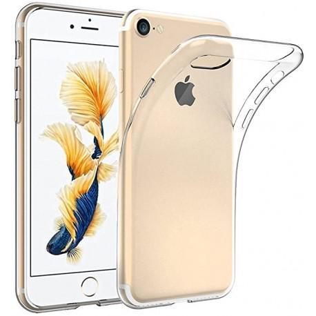 Силиконов гръб за IPhone 7 прозрачен - 2