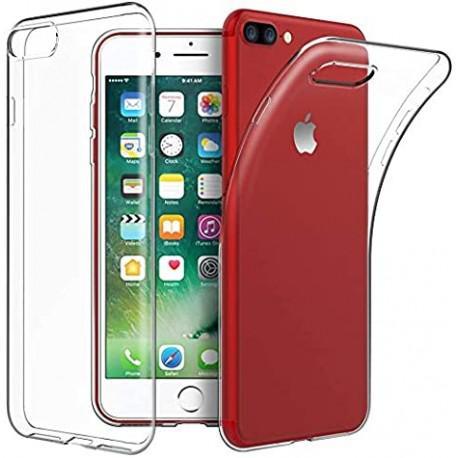 Silicone case for IPhone 7 Plus transparent - 2
