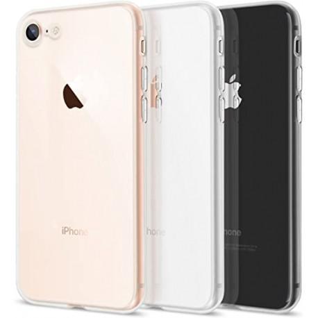 Силиконов гръб за IPhone 8 прозрачен