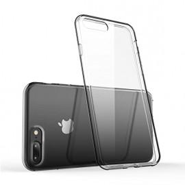 Silicone case for IPhone 8 Plus transparent