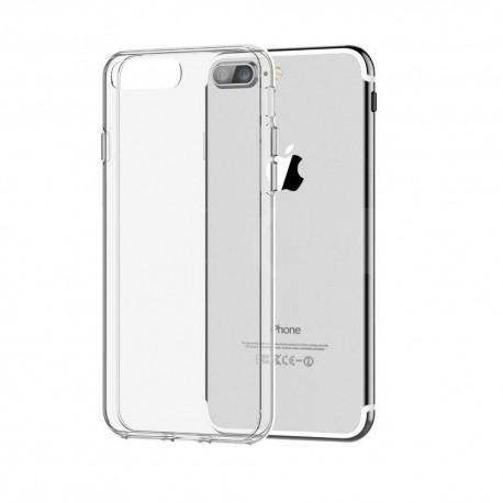Силиконов гръб за IPhone 8 Plus прозрачен - 2