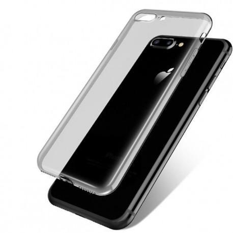 Силиконов гръб за IPhone 8 Plus прозрачен - 3