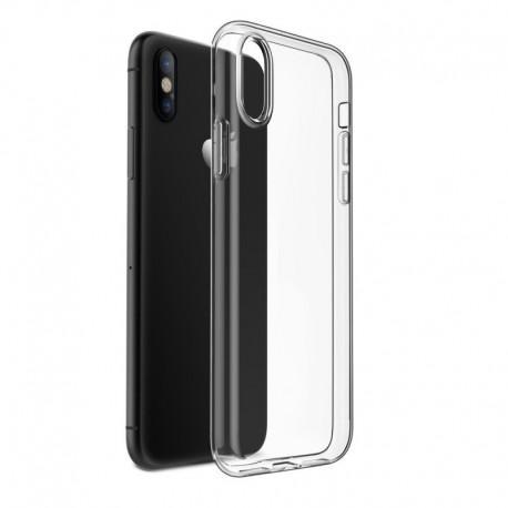 Силиконов гръб за IPhone X прозрачен - 3