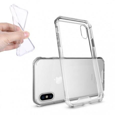 Silicone case for IPhone XS transparent