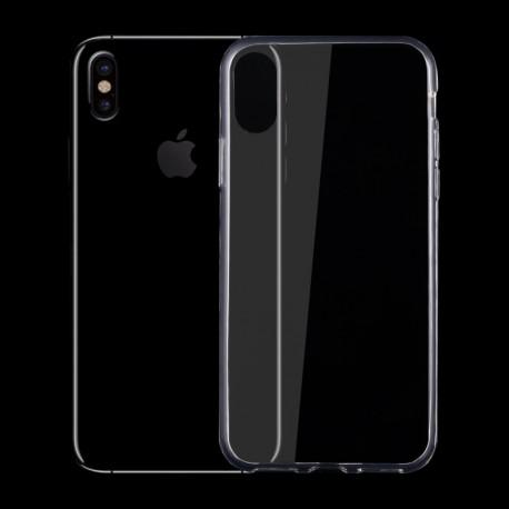 Силиконов гръб за IPhone XS прозрачен - 3