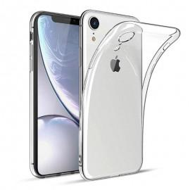 Silicone case for IPhone XR transparent