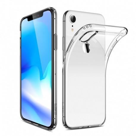 Силиконов гръб за IPhone XR прозрачен - 2