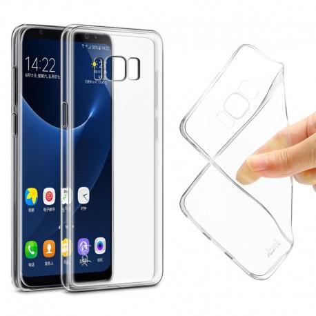 Silicone case for Samsung Galaxy S8 transparent