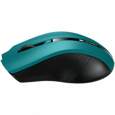Canyon Wireless mouse CNЕ-CMSW05G Green - 2