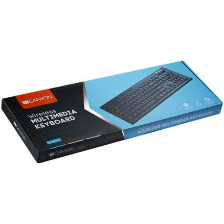Клавиатура CANYON CNS-HKBW4-UK - 2