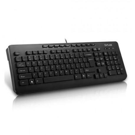 Keyboard Delux DLK-OM02U - 2